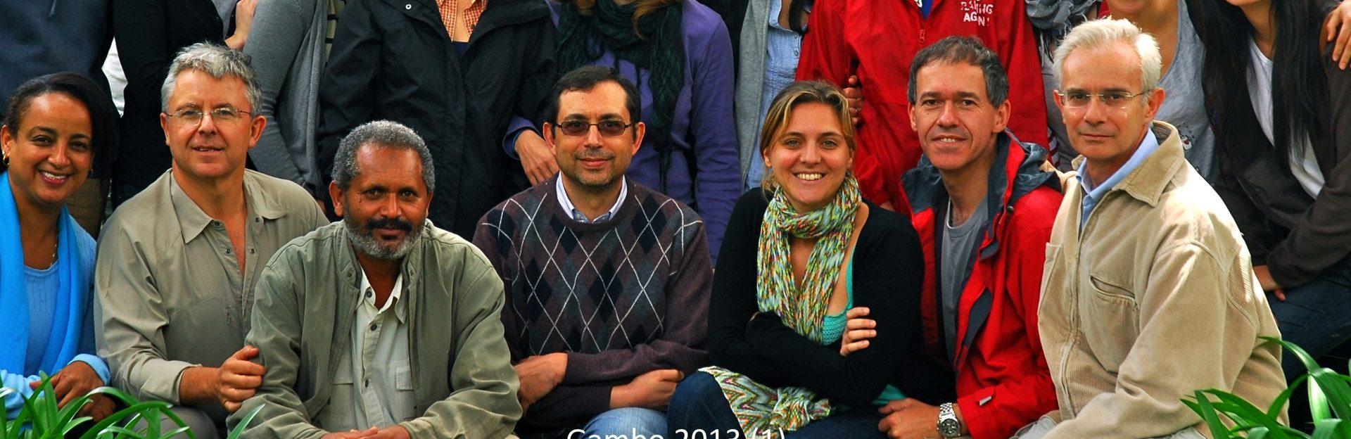 Foto grupo 1 Gambo 2013v2