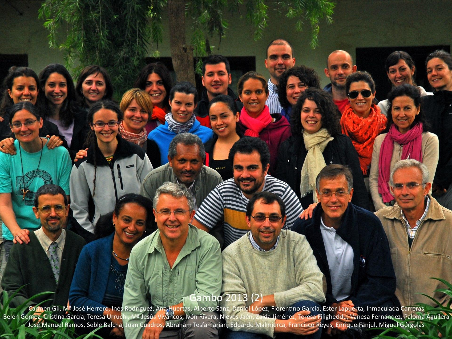 Foto grupo 2013 2